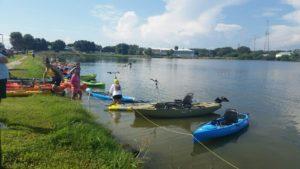 kayak demo day