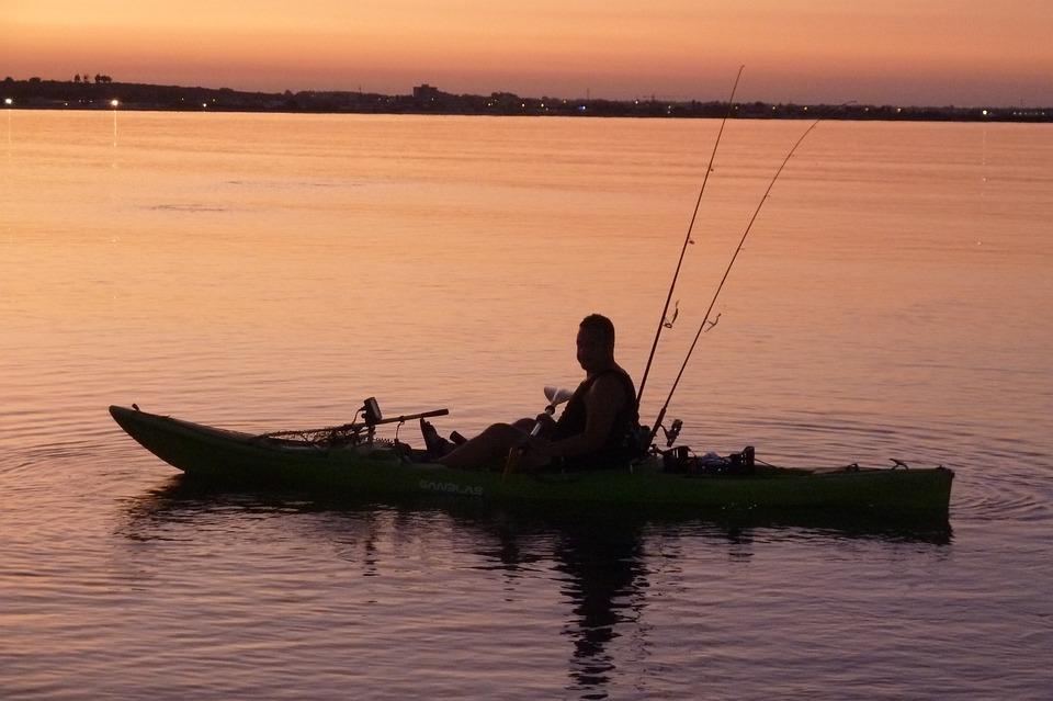 Kayak Fishing Precautions